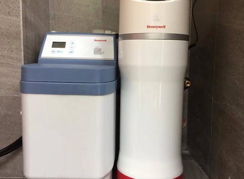中央软水机及中央净水机安装